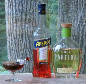 A tequila transition