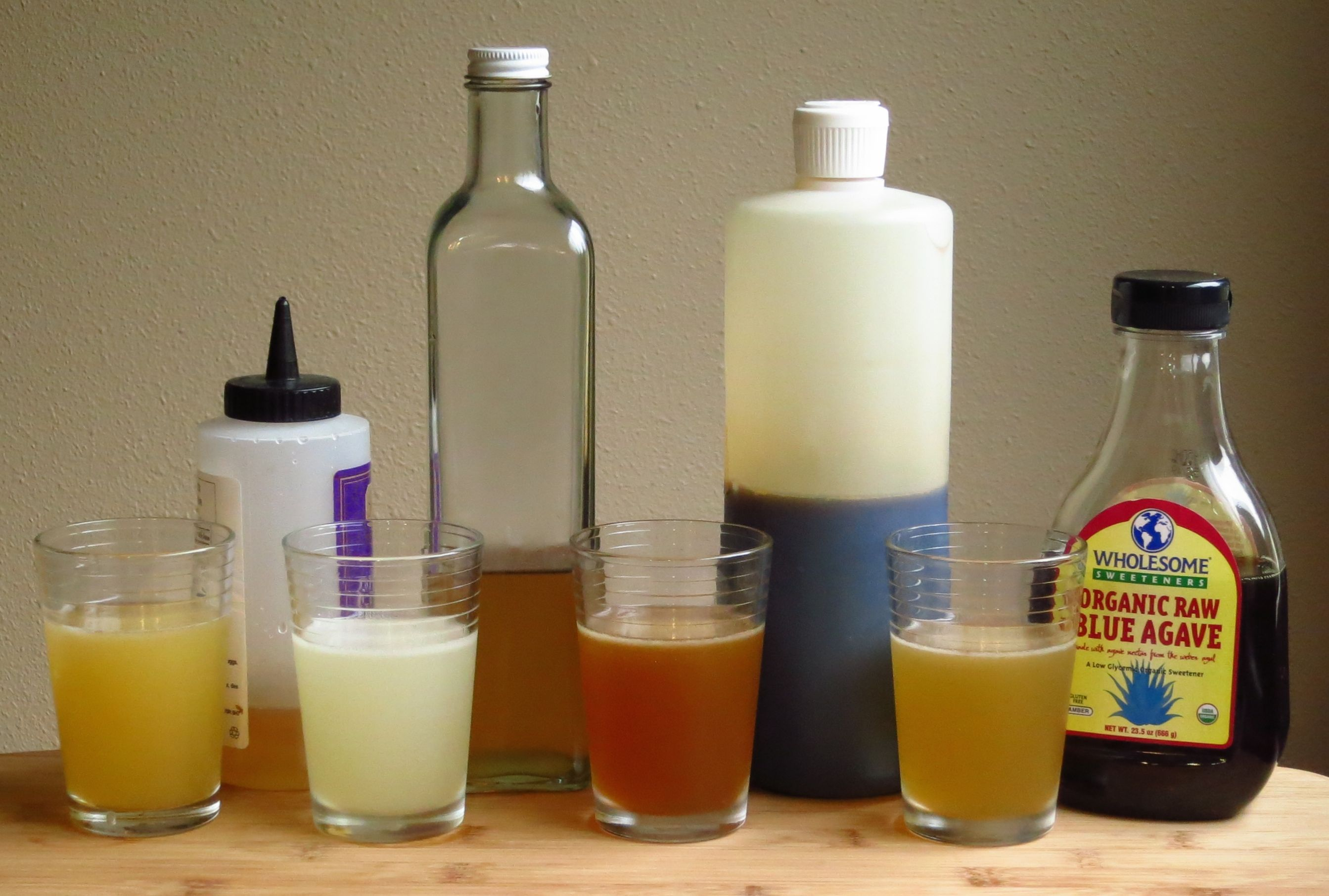 how to make a lemon drop with simple syrup